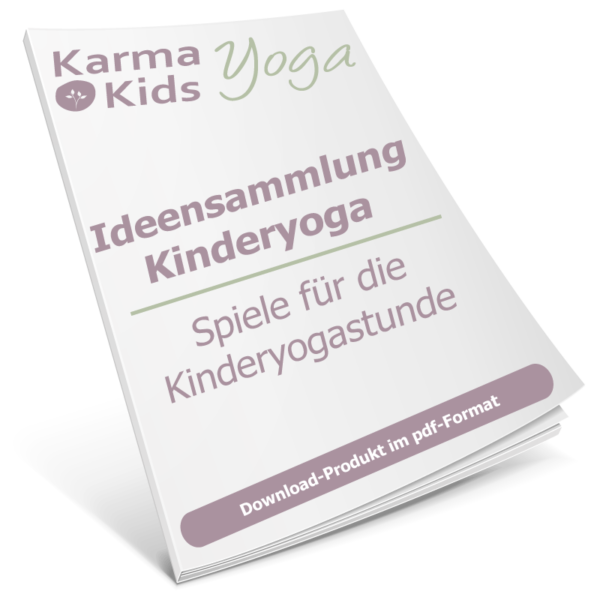 Kinderyoga Ideensammlung - Spiele für die Kinderyogastunde