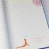Yoga Notizbuch Ganesha