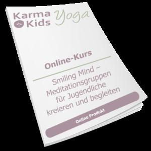 Kinderyoga Online Kurs - Meditation Jugendliche