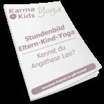eltern kind yoga stundenbild angsthase