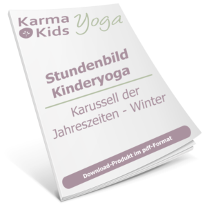 stundenbild kinderyoga winter