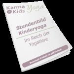 stundenbild kinderyoga yogatiere
