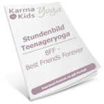 Teenageryoga Stundenbild Partneryoga