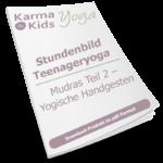 yoga jugendliche stundenbild mudra