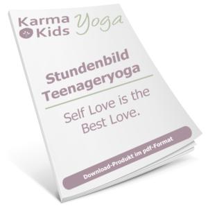 stundenbild yoga jugendliche selbstliebe