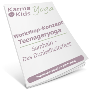 Teenageryoga Workshop - Samhain
